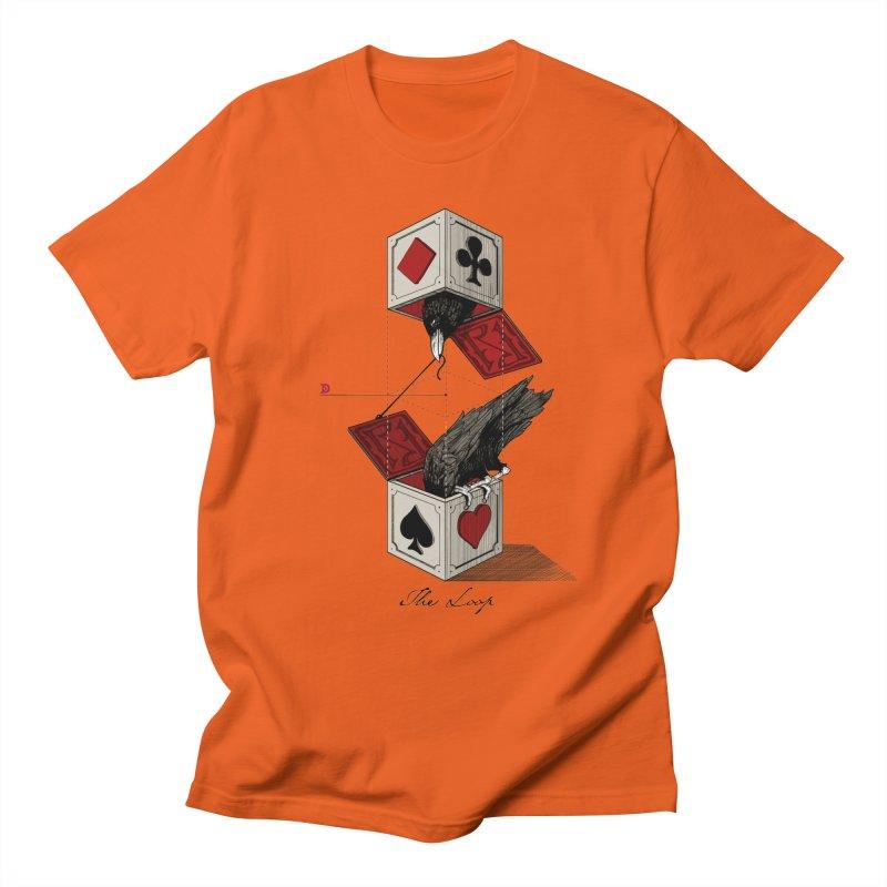 Ravn IIII Joker: The Loop Men's T-Shirt by stockholm17's Apparel Shop