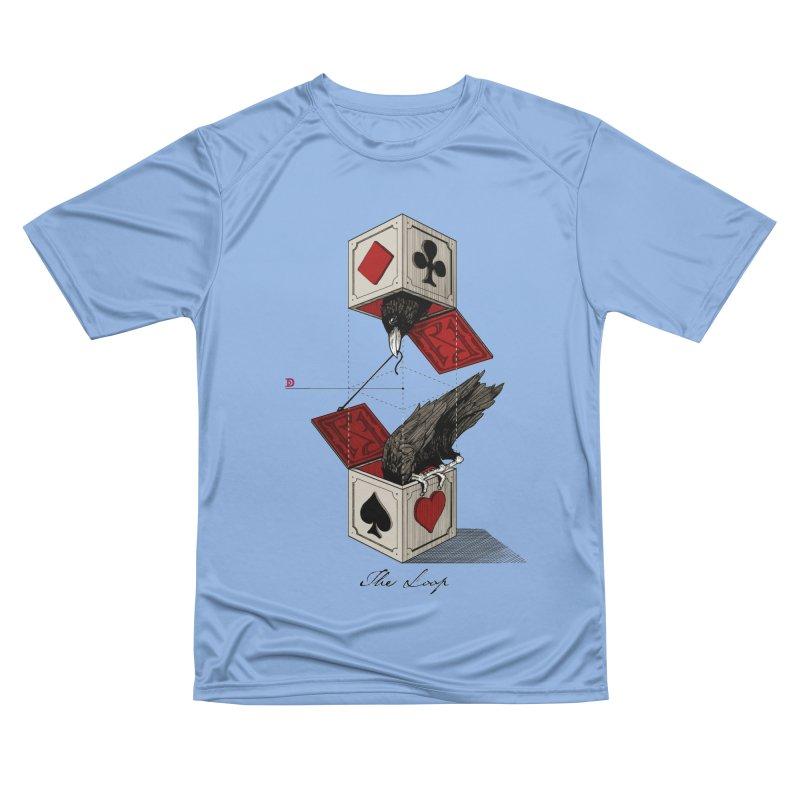 Ravn IIII Joker: The Loop Women's T-Shirt by stockholm17's Artist Shop