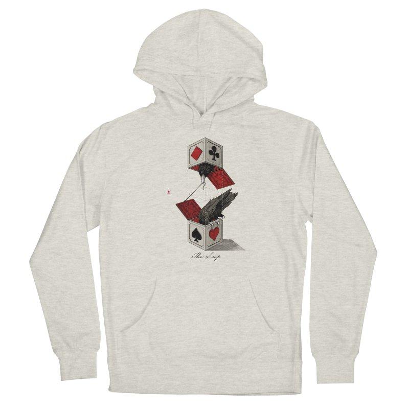 Ravn IIII Joker: The Loop Men's Pullover Hoody by stockholm17's Artist Shop
