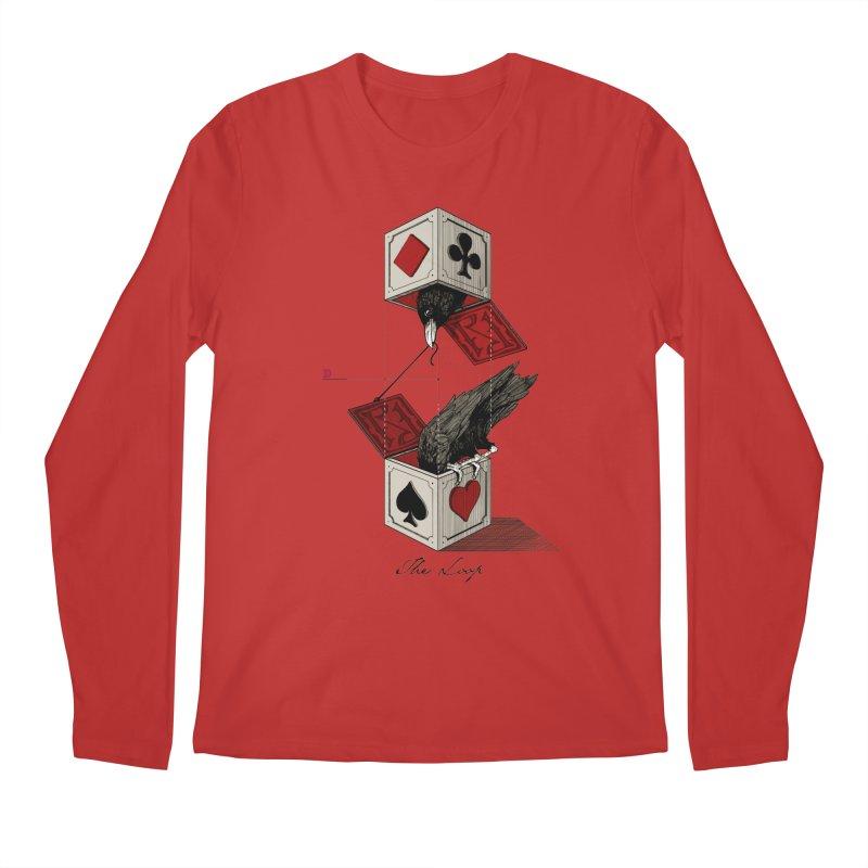 Ravn IIII Joker: The Loop Men's Longsleeve T-Shirt by stockholm17's Artist Shop