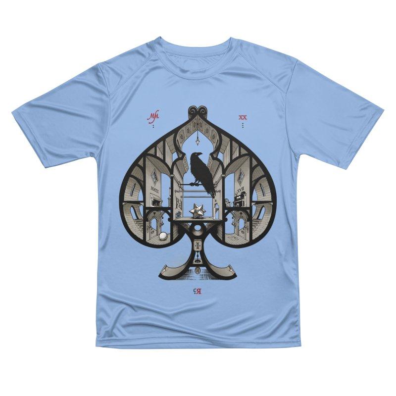 RAVN IIII - Ace of Spades Women's T-Shirt by stockholm17's Artist Shop