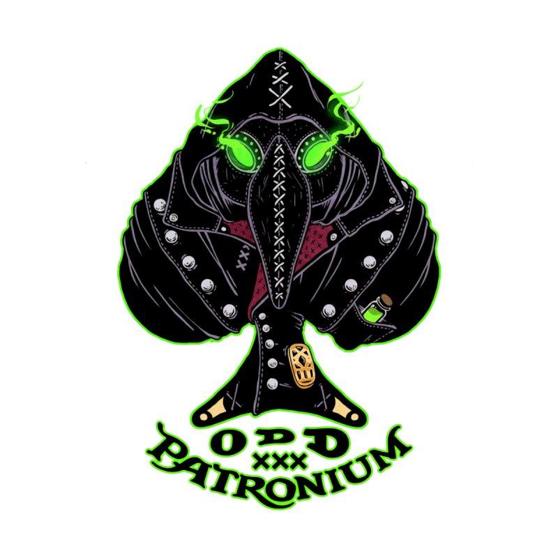 Odd Fellows - Odd Patronium Ace of Spades Men's T-Shirt by stockholm17's Apparel Shop