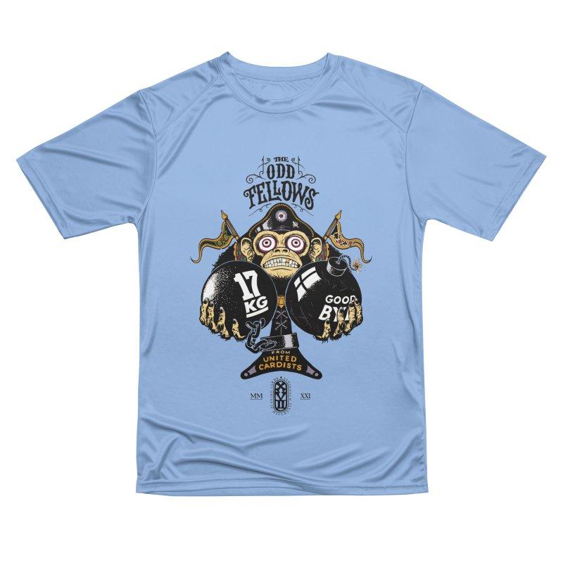 Odd Fellows - Monkey Business Ace of Spades Women's T-Shirt by stockholm17's Artist Shop
