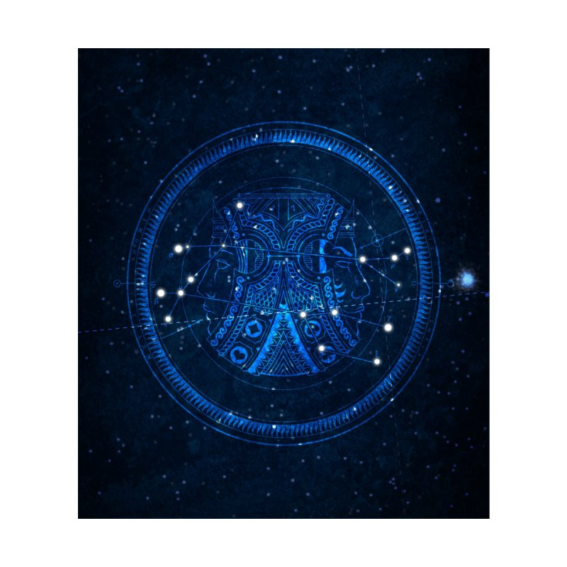 Gemini  Home Throw Pillow by stockholm17's Artist Shop