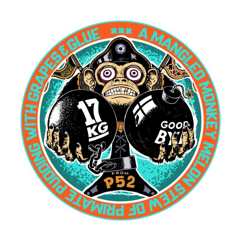 Odd Fellows - Brass Monkey Men's T-Shirt by stockholm17's Apparel Shop