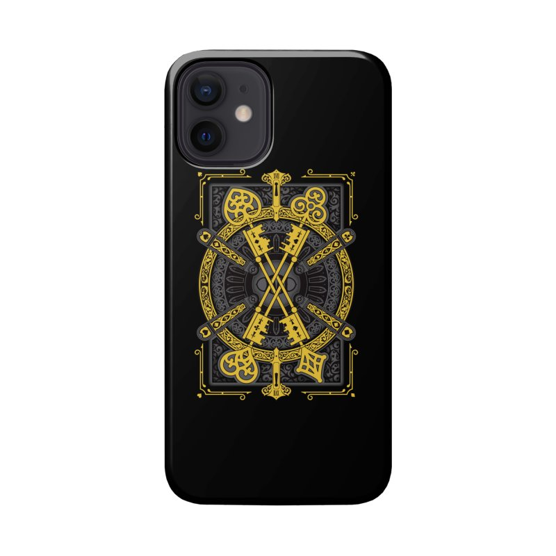 The House of the Rising Spade - Back Design Accessories Phone Case by stockholm17's Artist Shop