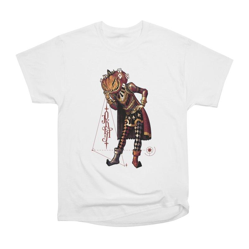 Joker O'Lantern Women's T-Shirt by stockholm17's Apparel Shop