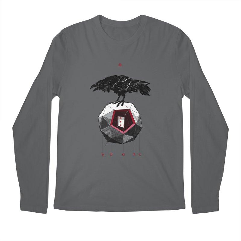 Ravn Joker Raven Men's Longsleeve T-Shirt by stockholm17's Artist Shop