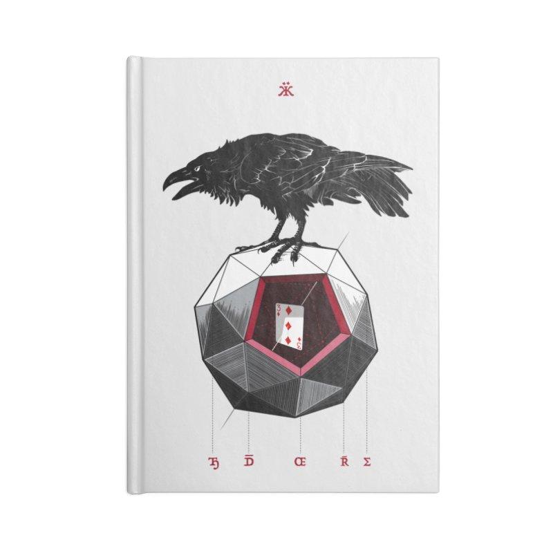 Ravn Joker Raven Accessories Notebook by stockholm17's Artist Shop