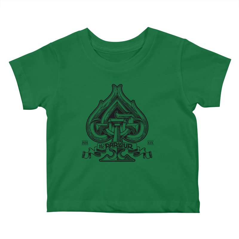 TGW monogram v2 Kids Baby T-Shirt by stockholm17's Apparel Shop