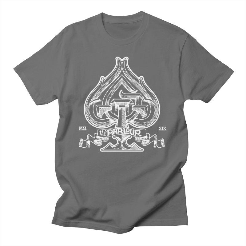 TGW monogram v2 in white Men's T-Shirt by stockholm17's Artist Shop