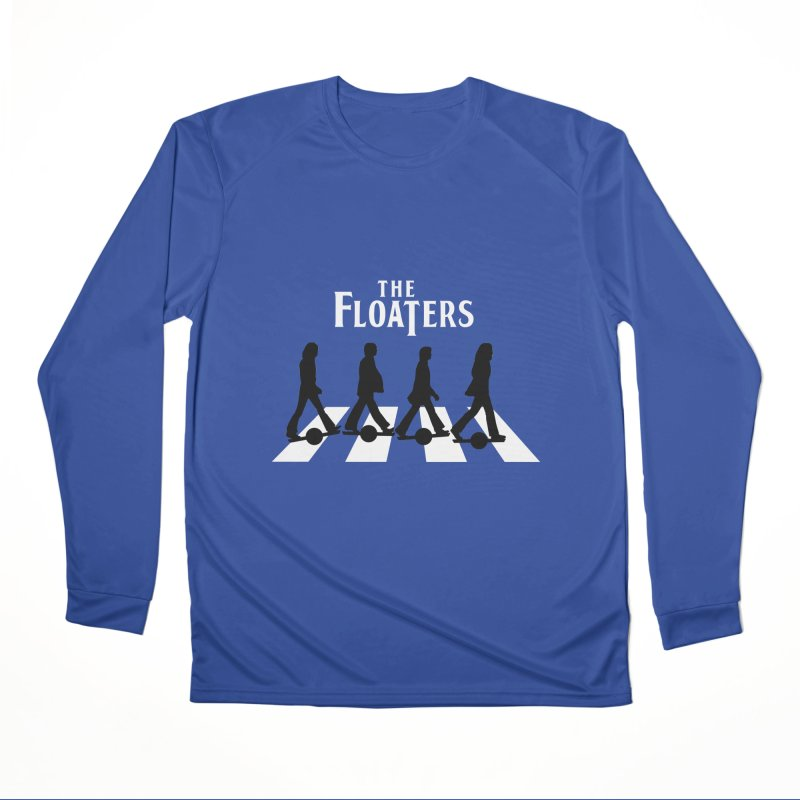 Abbey Wheel Men's Longsleeve T-Shirt by Stoke Butter - Spread the Stoke
