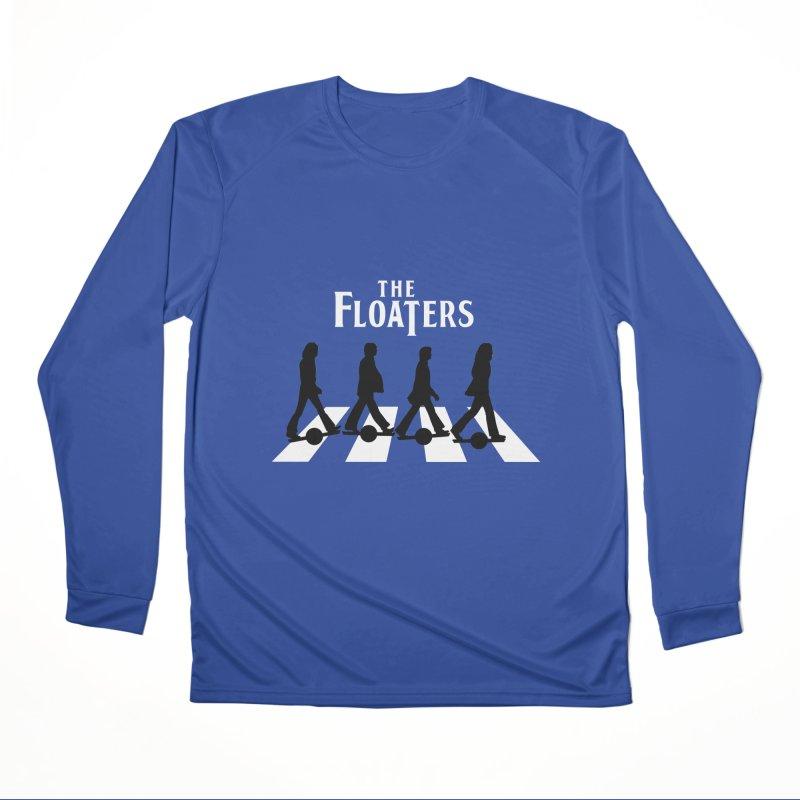 Abbey Wheel Women's Performance Unisex Longsleeve T-Shirt by Stoke Butter - Spread the Stoke
