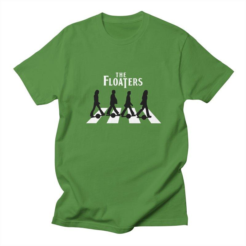 Abbey Wheel Men's Regular T-Shirt by Stoke Butter - Spread the Stoke
