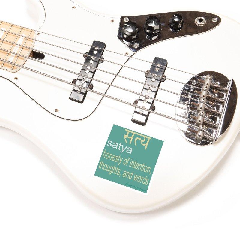 Satya Sticker Accessories Sticker by stokedalpine's Artist Shop
