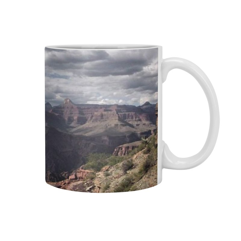 Grand Canyon R2R2R Accessories Mug by stokedalpine's Artist Shop