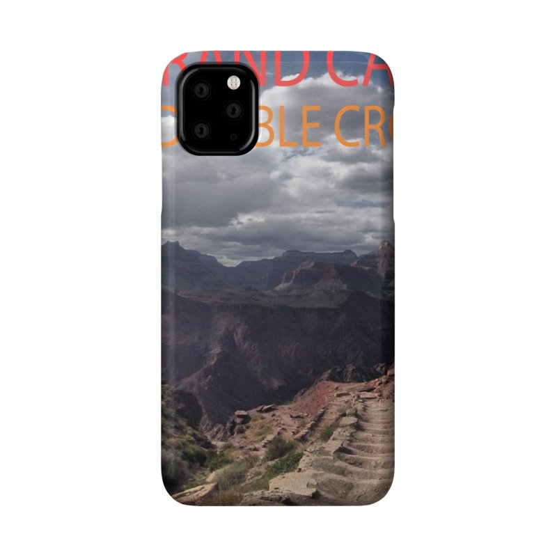 Grand Canyon R2R2R Accessories Phone Case by stokedalpine's Artist Shop