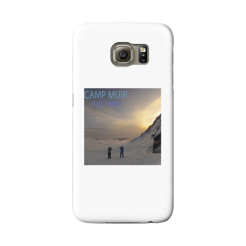 Camp Muir Accessories Phone Case by stokedalpine's Artist Shop