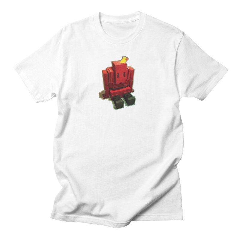 G.L.U.M. Men's T-Shirt by Stolen Halo the art of Rudy Flores