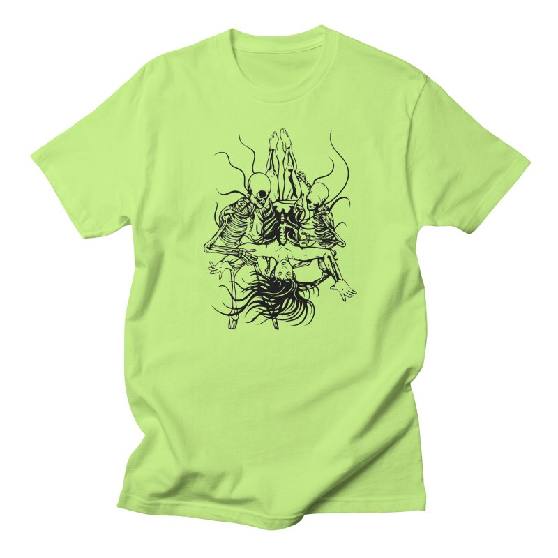 Preparations Men's T-Shirt by Stolen Halo the art of Rudy Flores