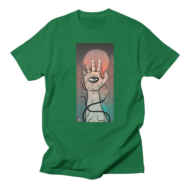 Null Men's T-Shirt by Stolen Halo the art of Rudy Flores
