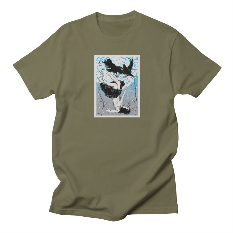 Stolen Halo Men's T-Shirt by Stolen Halo the art of Rudy Flores