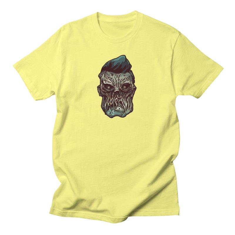 Bridge Burner Men's T-Shirt by Stolen Halo the art of Rudy Flores
