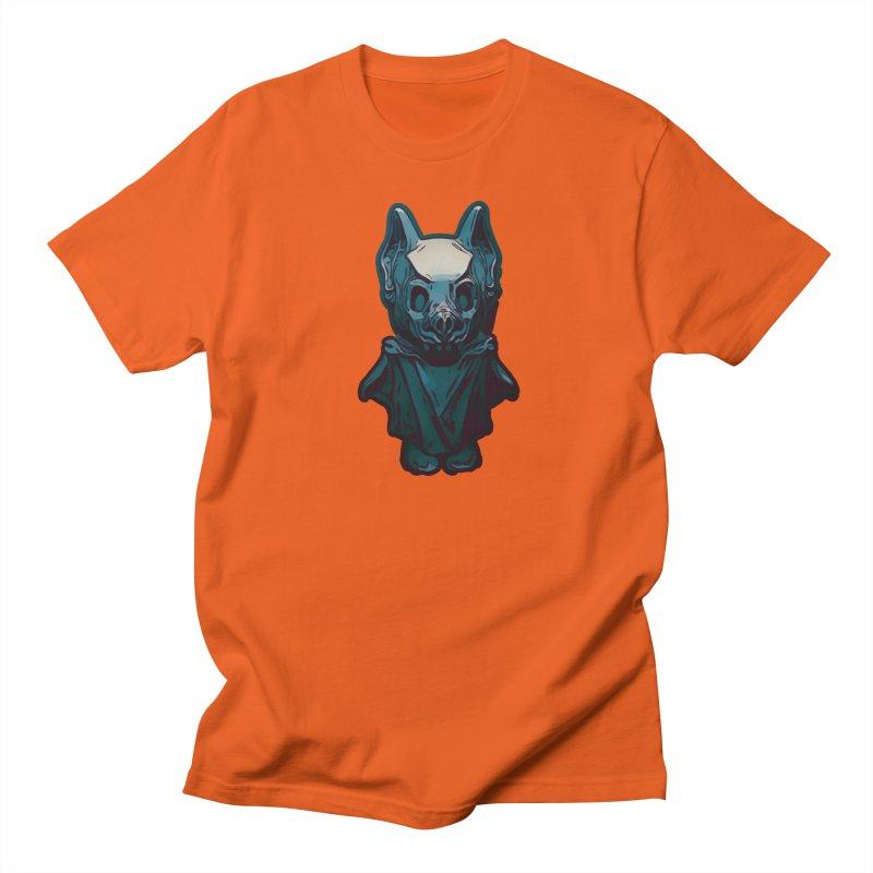 Bat Boy Men's Regular T-Shirt by Stolen Halo the art of Rudy Flores
