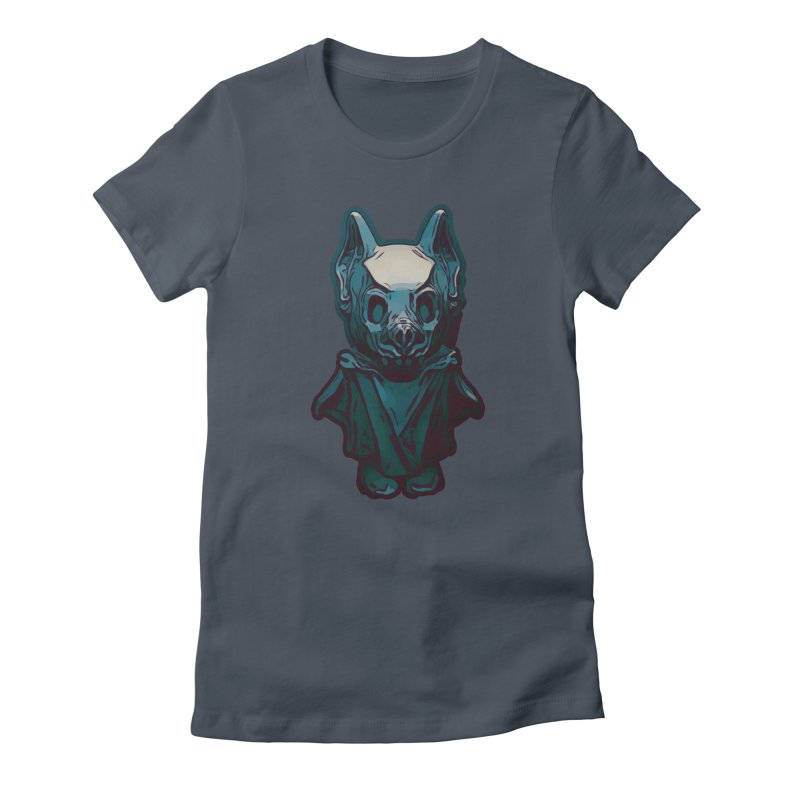 Bat Boy Women's T-Shirt by Stolen Halo the art of Rudy Flores