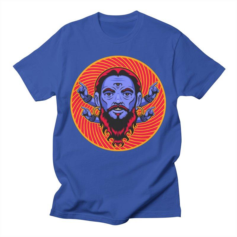 Third Eye Men's T-Shirt by Stoner Graphics's Artist Shop