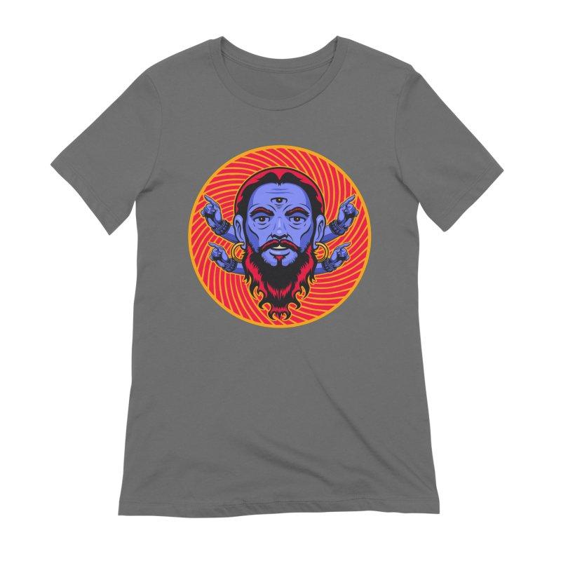 Third Eye Women's T-Shirt by Stoner Graphics's Artist Shop