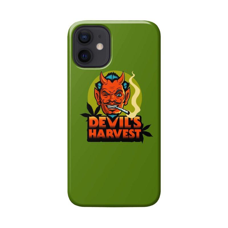 Devil's Harvest Accessories Phone Case by Stoner Graphics's Artist Shop