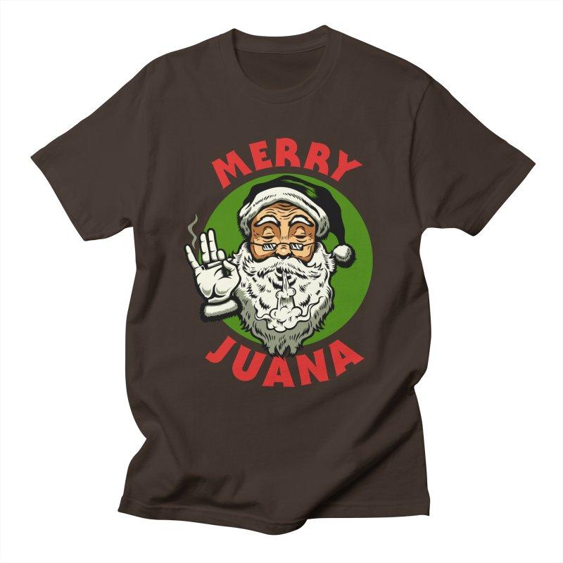 Merry Juana Men's T-Shirt by Stoner Graphics's Artist Shop