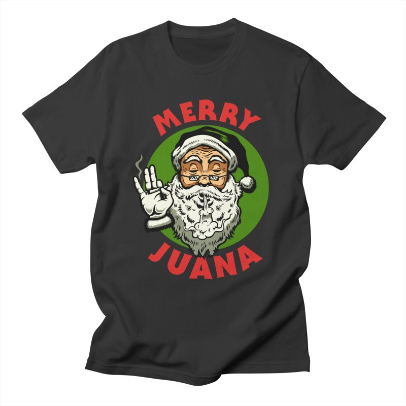 Merry Juana Women's T-Shirt by Stoner Graphics's Artist Shop
