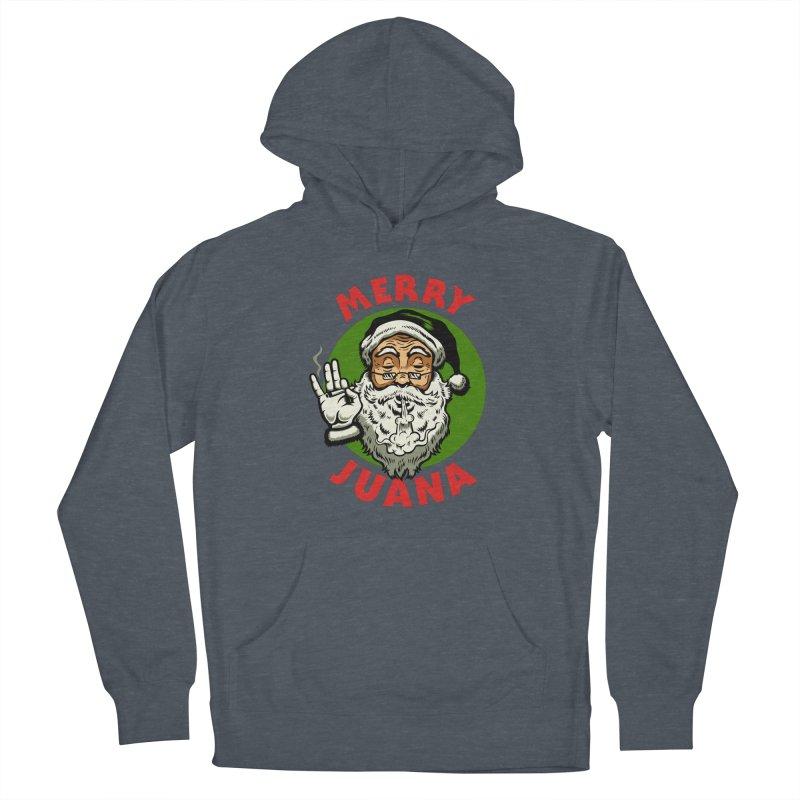 Merry Juana Men's Pullover Hoody by Stoner Graphics's Artist Shop