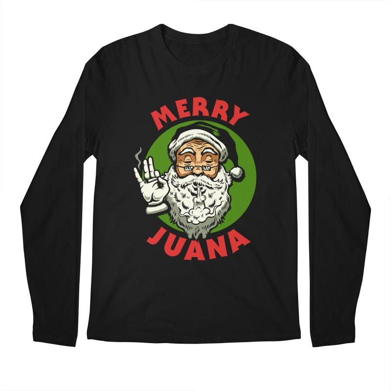 Merry Juana Men's Longsleeve T-Shirt by Stoner Graphics's Artist Shop