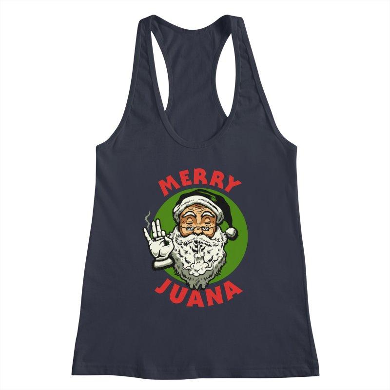Merry Juana Women's Tank by Stoner Graphics's Artist Shop
