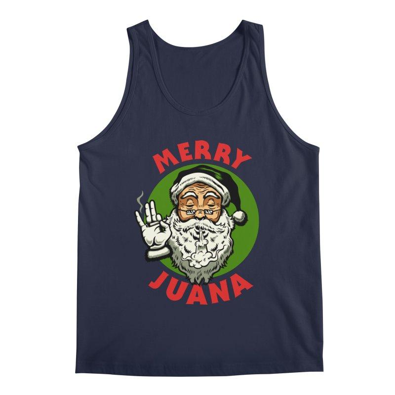Merry Juana Men's Tank by Stoner Graphics's Artist Shop