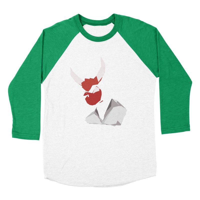 Beelzebobby Women's Baseball Triblend Longsleeve T-Shirt by stonestreet's Artist Shop