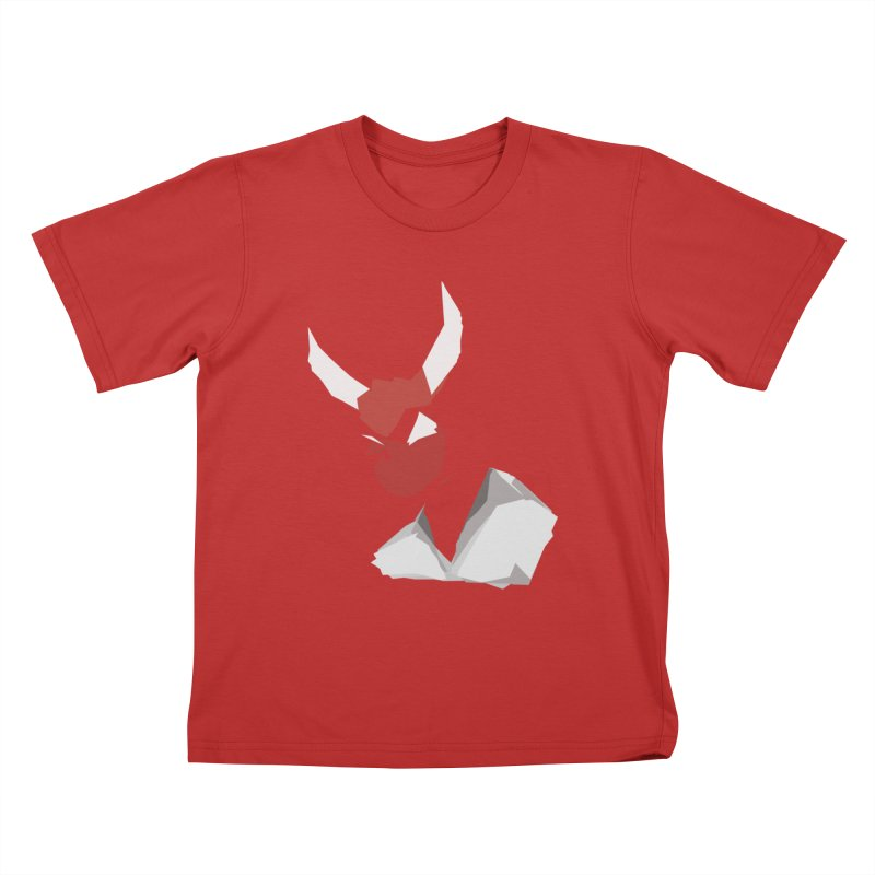 Beelzebobby Kids T-Shirt by stonestreet's Artist Shop