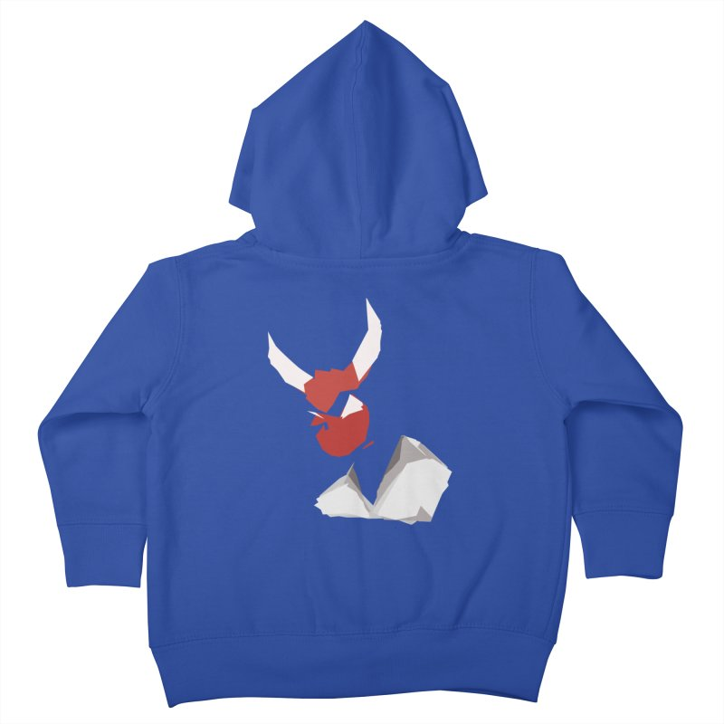Beelzebobby Kids Toddler Zip-Up Hoody by stonestreet's Artist Shop