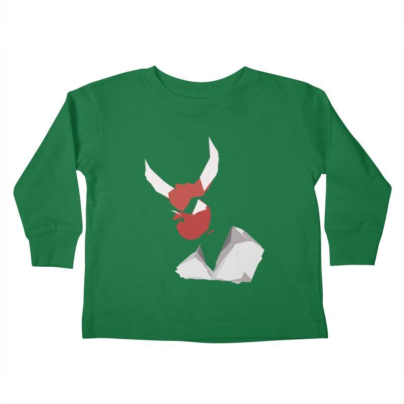 Beelzebobby Kids Toddler Longsleeve T-Shirt by stonestreet's Artist Shop