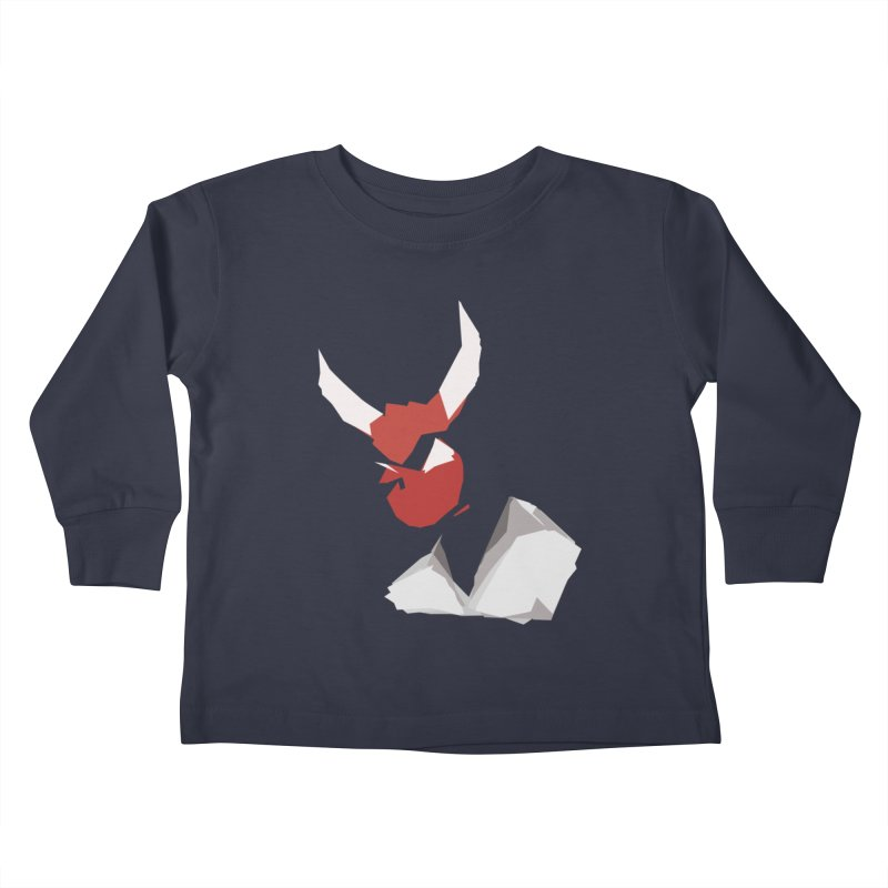 Beelzebobby Kids Toddler Longsleeve T-Shirt by stonestreet's Artist Shop