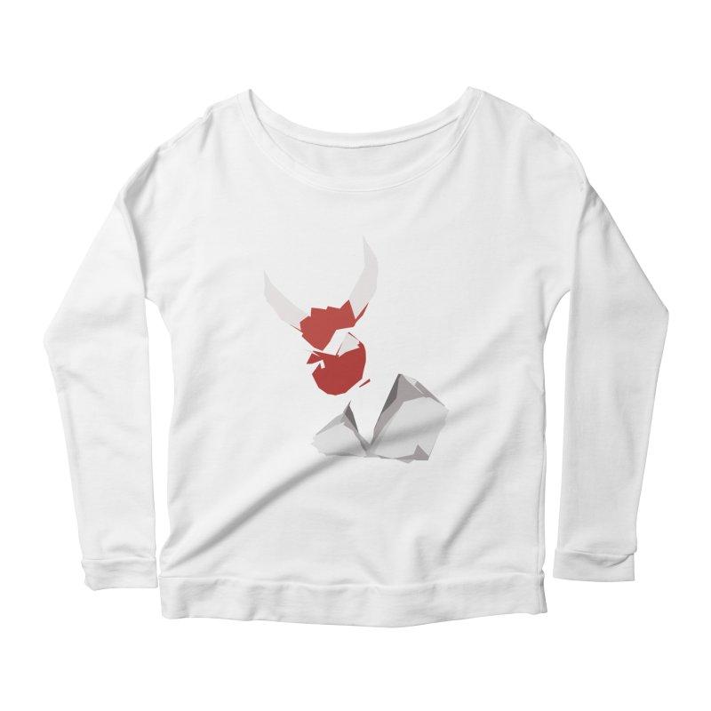 Beelzebobby Women's Scoop Neck Longsleeve T-Shirt by stonestreet's Artist Shop