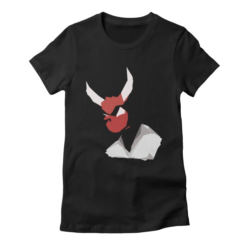 Beelzebobby Women's Fitted T-Shirt by stonestreet's Artist Shop