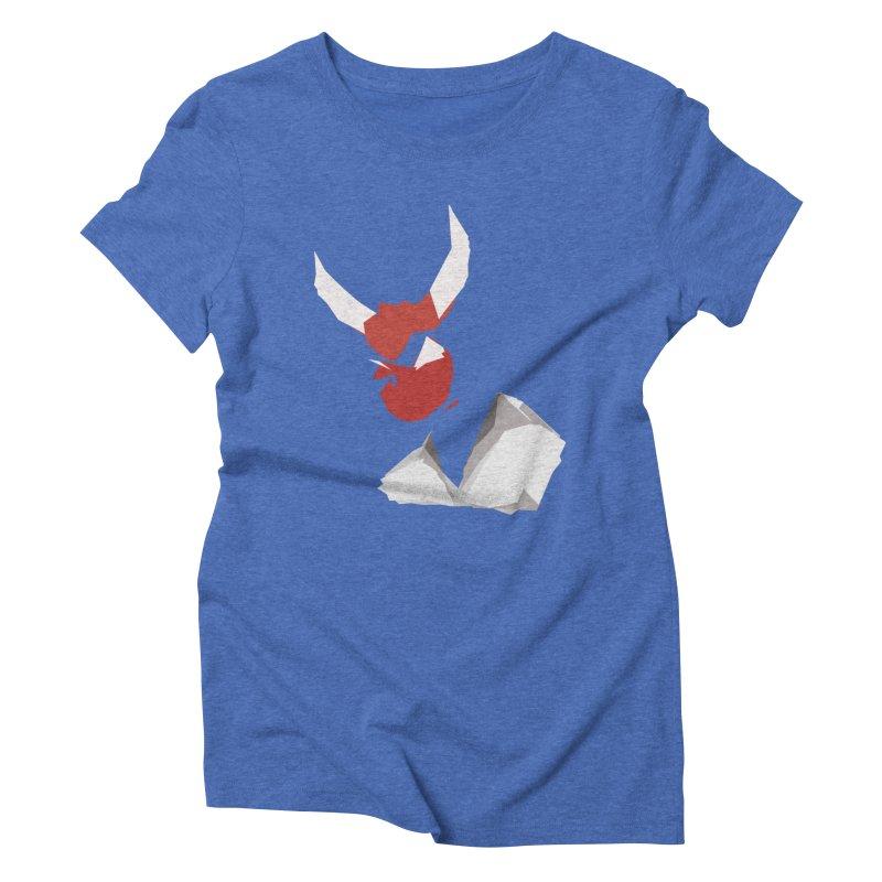 Beelzebobby Women's Triblend T-Shirt by stonestreet's Artist Shop