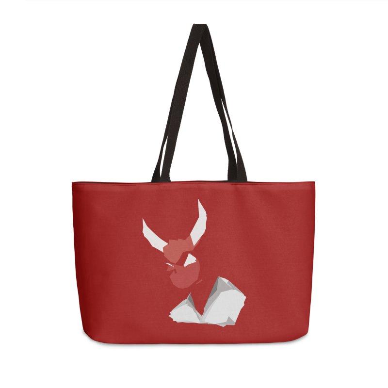 Beelzebobby Accessories Weekender Bag Bag by stonestreet's Artist Shop