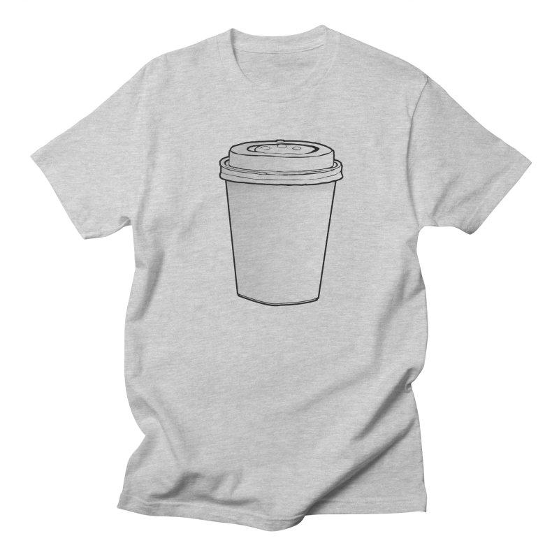 Take Away Men's Regular T-Shirt by stonestreet's Artist Shop