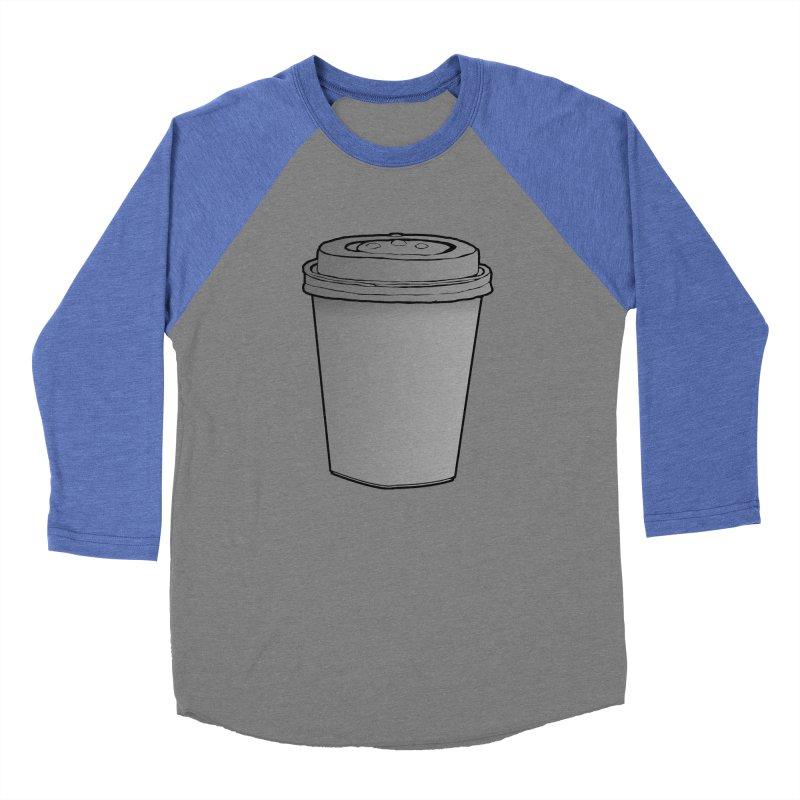Take Away Men's Baseball Triblend Longsleeve T-Shirt by stonestreet's Artist Shop