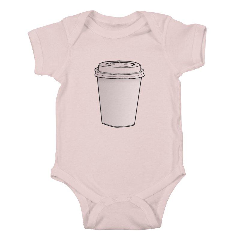 Take Away Kids Baby Bodysuit by stonestreet's Artist Shop